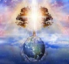 Planet Earth Ascension Light